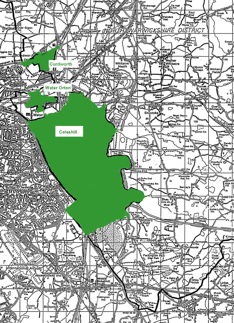 Map Of Smokeless Zones Uk.Maps Of Smokeless Zones In North Warwickshire Downloads North