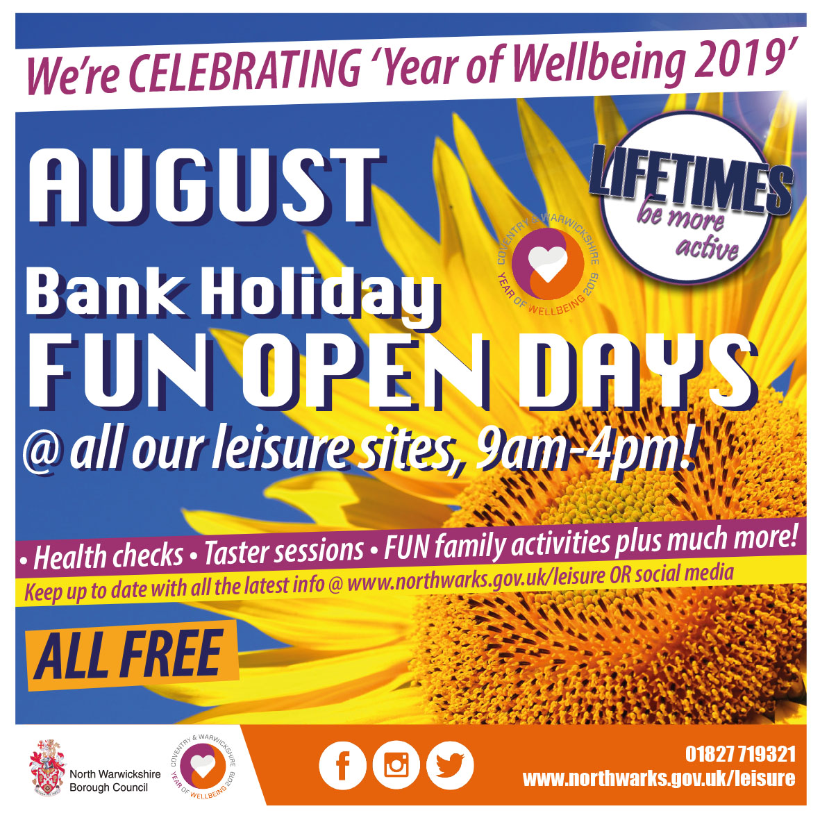 aug bh open day