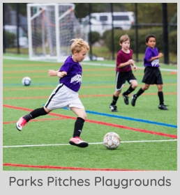 Parks Pitches Playgrounds