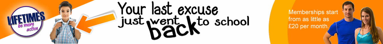 Last excuse banner