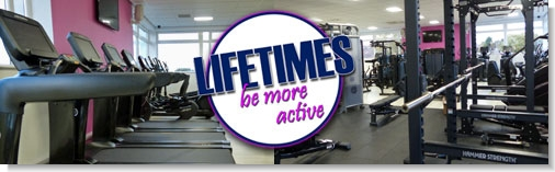 New fitness suite banner