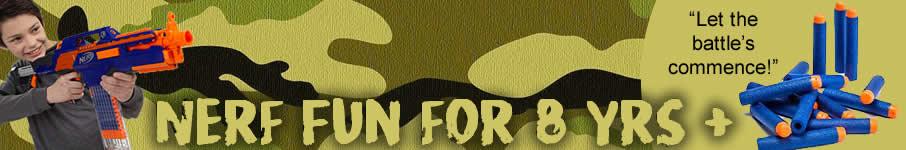 Nerf banner new