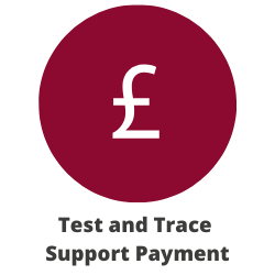 apply for a test and trace support payment