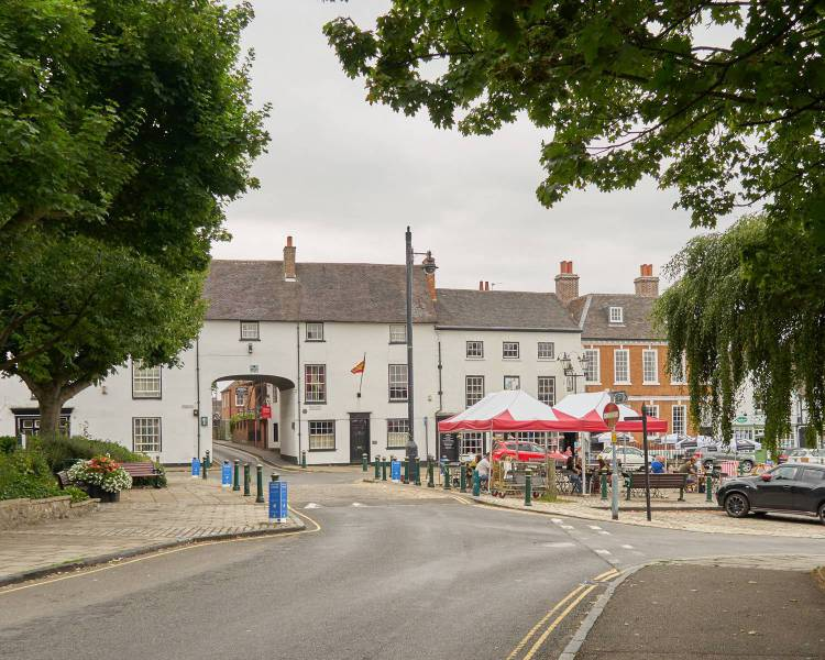 Reopening North Warwickshire's High Streets Safely