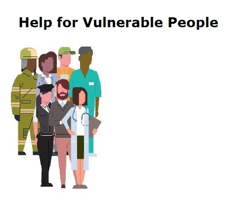 help for vulnerable people